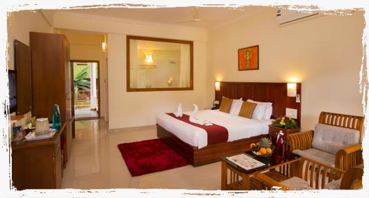 Best resorts in thekkady